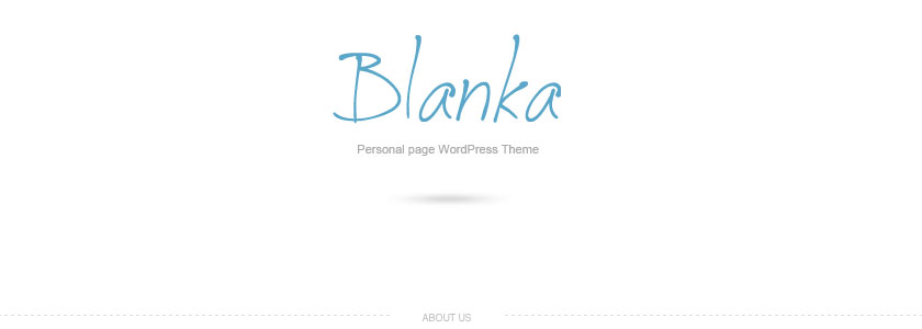 blanka-website-template